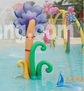 Best Sunflower Water Spray, Aquasplash Water Park Equipment Leisure World For Adults wholesale