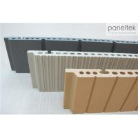 Best Textured Terracotta Panel System300 - 1500mm Length With Earthquake Resistance wholesale
