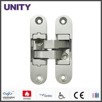 Best HAB10 Mortice Door Hinge Invisible Mounting Screws Handed Installation wholesale