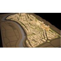 Best Area Master Plan Architectural Model Maker , State Planning Scale Model wholesale
