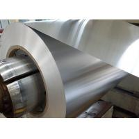 Cheap Food Grade Electrolytic Tinplate Sheet In Coil ETP TFS 1.1~11.2g/M2 for sale
