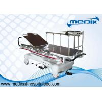 Best General Purpose X-Ray Trauma Stretcher Trolley With Trendelenburg wholesale