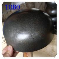 Best High Yield Carbon Steel 2 Inch Stainless Steel Pipe Cap , Tube End Caps wholesale