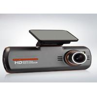 China High Definition Black Box Car Recorder 1080p Rearview , Dual Camera Car DVR on sale