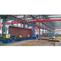 China Large Size Architectural Structural Steel / Welding Steel Building Structures on sale