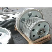 Best Casting Steel Straight Tooth Gears Spur Precision Machining Contrate Gears wholesale