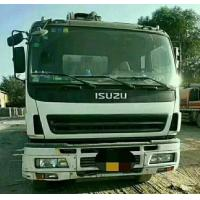 Best ISUZU-ZOOMLION Brand Pump Truck Used Euro III Engine Emission Standard wholesale