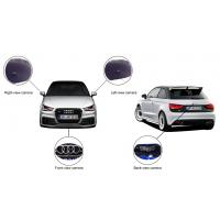 Buy cheap Wide Angle 180 Degree Car Rearview Camera System For Audi With DVR product