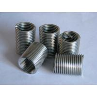 China coil wire screw thread insert for plastic on sale