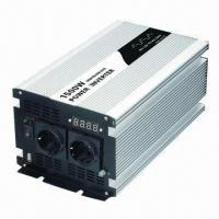 China 1,500W Solar Power Inverter with 48 to 230V Voltage, PWM, Soft Start Function and 18 Months Warranty  on sale