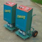 Best Oil Less Compressor Car Refrigerant Recovery Machines , 1HP Automotive A/C Machine wholesale