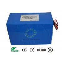 72V Lithium Ion Motorcycle Battery for AGV / Golf Cart / Tricyle / Scooter