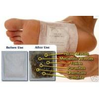 Best Disposable Body Detox Foot Pads Ion cleansing for blood circulation wholesale