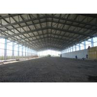 Best Eco Friendly Steel Frame Storage Buildings With Sandwich Panel Wall Versatility wholesale