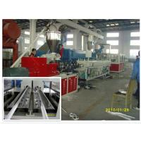 Best 16 - 63mm PVC Pipe Extrusion Line Increasing Production Efficiency wholesale