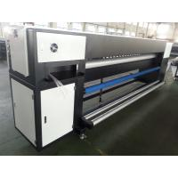 3.2m Economical High Resolution and Speed Eco Solvent Printer with 4pcs DX6heads