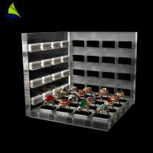 Best Jewelry Organizer Showing Acrylic Ring Holder wholesale