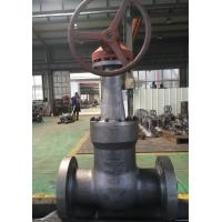 China API600 BB GATE VALVE OS&Y  WCB BODY 1500LB 24INCH  electric actuator RF FLANGE on sale