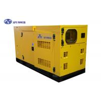 China 4 Cylinder 50 kVA - 100 kVA Perkins Diesel Generator Sets for Hospital on sale