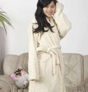 Best women coral fleece bathrobe wholesale