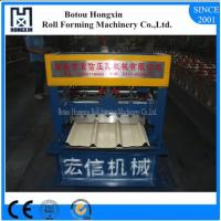 Best Automatic Roll Forming Machine for Roofing Sheet with PLC Control System wholesale