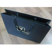Best OEM Luxury Art Recycled Paper Bags , 300gsm Shoes Paper Bag wholesale
