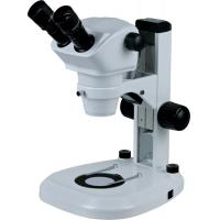 China Zoom Stereo Microscope With LED Light For Both Incident And Transmitted Illumination on sale