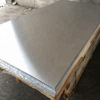 Buy cheap ASTM B209 Marine Grade Aluminium Plate 5052-H32 5083 10mm Thick For Shipbuilding from wholesalers