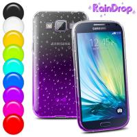 4.5 Inch Soft Tpu Samsung Galaxy A3 covers protective case with 9 colours
