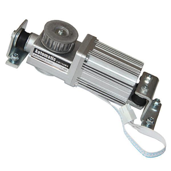 Cheap BLDC Brushless DC Automatic Sliding Door Motor , Electric Roller Shutter Door Motor High RPM 24VDC 60W for sale