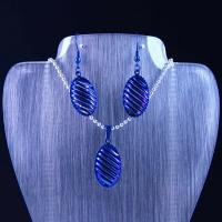 Best High Quality Stainless Steel Jewelry Set LUS89-4 wholesale