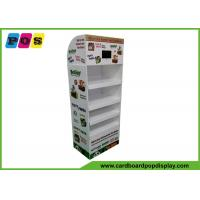 Custom Made Corrugated Toy Display Stand Point Of Purchase For Coin Bank FL175