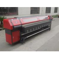 Best 3.2m Solvent Printer Ourdoor Flex Banner Printing Machine with 4/8 Konica 512 Heads wholesale