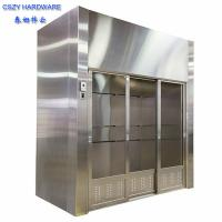 Best lab furniture laboratory walk in fume hoods lab fume hood with fume scrubber wholesale