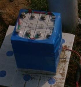 Best 12V 50ah LiFePO4 Battery for Solar Light wholesale