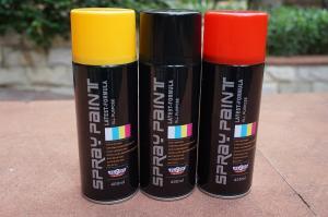 Best Solvent Automotive Base Coat Aerosol Transparent Spray Paint For Plastic wholesale