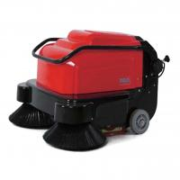 Best Hand Push Robot Floor Sweeper One Button Operation For Vacuum Cleaning wholesale