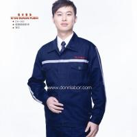 China Portable and Breathable Coal Mine Flame Resistant Safety Workwear on sale