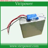 Best customized battery 12v 20Ah battery packs with BMS and charger wholesale