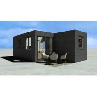 Buy cheap Beautiful Prefab Container Homes European Style China Living Container House from wholesalers