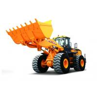 Front end shovel Wheel loaders , XCMG earth mover vehicles LW1100KN