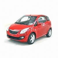 Best EEC Approved Electric Car with 8.5kW AC Brushless Motor, 105km/h Maximum Speed, 200km Range wholesale