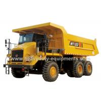 Best 95 tons Off road Mining Dump Truck Tipper  405kW engine power drive 6x4 with 50m3 body cargo Volume wholesale