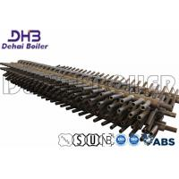 Best Alloy Steel Boiler Manifold Headers Water Cooled For Steam Boiler Economizer wholesale