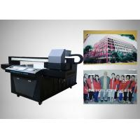 China 1.5KW Digital UV Flatbed Printing Machine With Epson DX7 For Packaging Design on sale