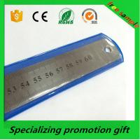 Buy cheap New Industry  60cm/24inch 0.7mm thicknes  stainless straight ruler  to measure made in China product