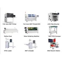 China Stable SMT Manufacturing Line Smd Mounting Machine on sale