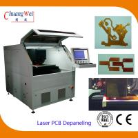China Flexible Printed Circuit / Pcb Board Cutting Machine Laser Depaneling System on sale
