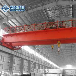 China Indoor / Outdoor Industrial Overhead Crane , Heavy Duty Port Lifting Equipment on sale