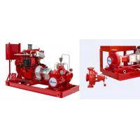 Best Motor Driven Electric Motor Driven Fire Pump With Eaton Cotroller UL/FM NFPA20 wholesale